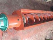 河沙用碳钢式螺旋输送机原理及内部构造
