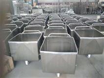 提升機小料車食品級304加厚料車廠家直銷
