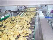 GB-1200-土豆片油炸机 薯片油炸机 猫耳朵油炸机 专业生产厂家