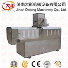 云南苦荞片设备食品机械双螺杆膨化机