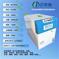 MS-D070要怎么处理切割皮革时的味道才能过环评