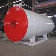 卧式燃油燃气导热油锅炉