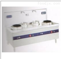 双炒双温电磁炉机
