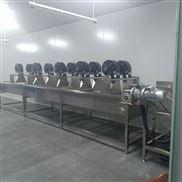 供應新型渦流真空包裝袋清洗機 廠家直銷