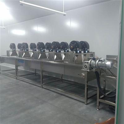 800供应高压蔬菜清洗机 苹果气泡清洗设备