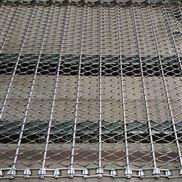 供应不锈钢网链清洗机网带 食品级菱形网链