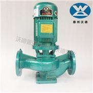 功率30kw立式管道泵GD100-200(I)A沃德泵