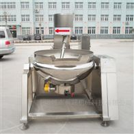 YC-100L全自动油茶面电加热行星炒锅