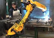 压面机双工位机器人焊接机多少钱一套