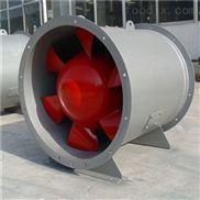 随州消音玻璃钢斜流风机节能高效纯铜电机
