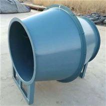 兰州中压型斜流风机结构紧凑安装方便