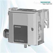 西门子风管压差传感器QBM3120-5