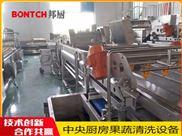 凈菜生產線-清洗加工生產設備-瓜果清洗機