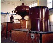 夏朗德壶式葡萄渣蒸馏设备