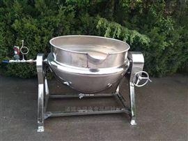 不锈钢燃气夹层锅