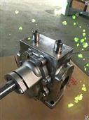 红旗泵业电动铸铁KCB型机油专用输送齿轮泵