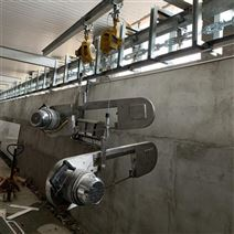 猪肉分割劈半锯 手持往复式分段锯设备