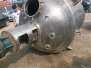高价回收二手不锈钢电加热反应釜