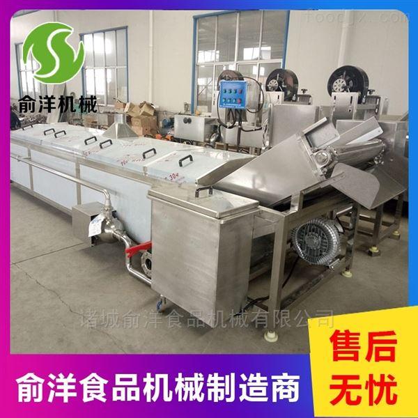 供应猪蹄深加工漂烫蒸煮机