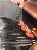 果木牛排炉野炊设备厨房用品烤牛排猪排