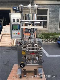 QD-140全自动条状酱油酱料包装机