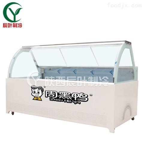 廠家熟食柜鴨脖柜鹵肉展示柜冷藏保鮮鹵菜柜