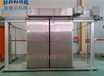 肉類食品加工冷庫專用單扇不銹鋼電動冷庫門
