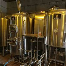 一套精釀啤酒設備的重要組成部分有哪些