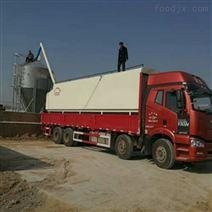 定制罐式飼料運輸車一罐多用途的功能