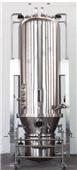 食品业多功能沸腾制粒机