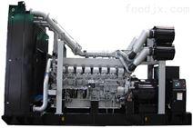 玻璃行业用1800KW三菱柴油发电机组