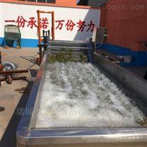 果蔬气泡清洗机汇康机械设备多种产品应用