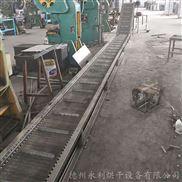 链板提升机 专业生产上料机 板式提升设备