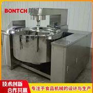 中央厨房-厨房智能化设备-蛋炒饭行星炒锅