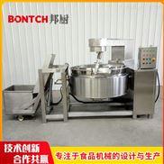中央厨房-厨房智能化设备-山东行星炒锅价格