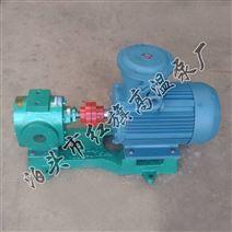红旗泵业LB-58/0.28系列保温齿轮泵