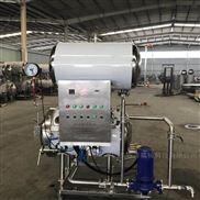 臥式雙層殺菌鍋優勢 不銹鋼殺菌設備