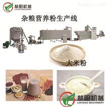 濟南林陽-營養粉雜糧粥生產機械設備