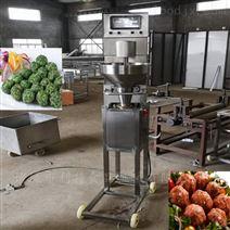 宠物食品丸子成型机、藕丸机、丸子加工设备