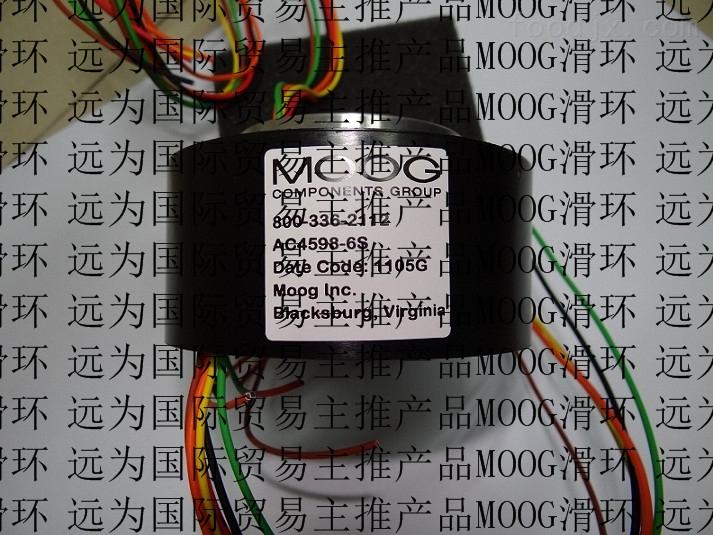 美国MOOG穆格滑环AC6355-36V现货