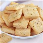 麦烧、夹心米果休闲食品生产线