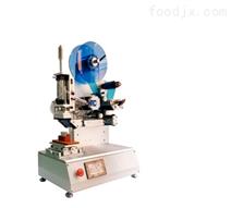 半自动高精度平面贴标机 T807