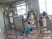 實驗型果蔬汁生產線