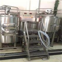 河北500升啤酒屋精酿啤酒设备