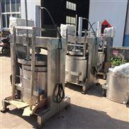 诸城生产全自动双桶葡萄压榨机