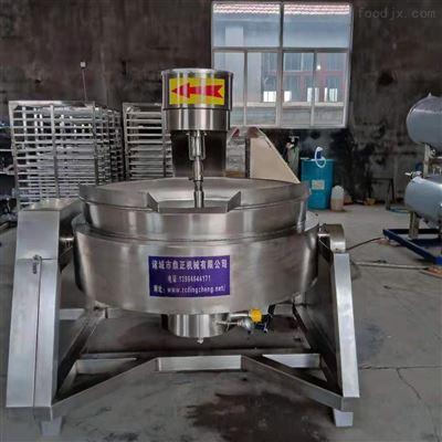 600L 500L(s)供应新品蒸汽火锅底料行星炒锅 价格