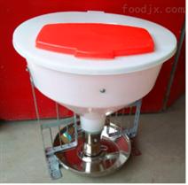 干濕下料器