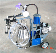 YDH-IS手電兩用單桶活塞泵移動擠奶機
