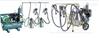 YDT-Ⅱ系列移動小型提桶式擠奶機(擠奶車)