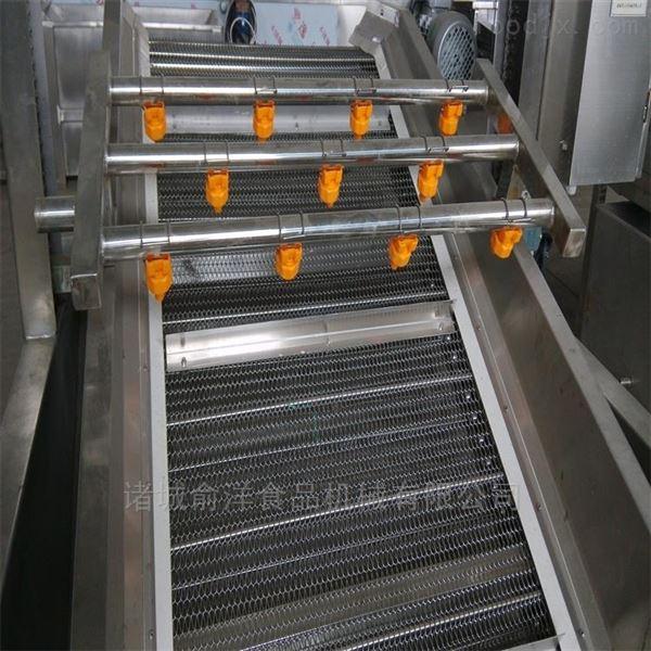 全自动优质不锈钢打造柑橘清洗机